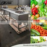 Fruit vegetable washing machine/Leafy Vegetable Cleaning Machine/air bubble vegetable and fruit washing machine