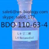 CAS 110-63-4 1, 4-Butanediol/Bdo China supplier BDO  sale6@ws-biology.com