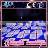 ACS 2015 Fashionable dj panel,Stage light dance LED floor, light up disco floor for sale