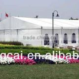 high quality aluminum alloy or iron wedding tent pole marquee