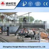 New Design Complete Discarded Edible Fungus Bags Wood Pellet Production Line Made In Zhengzhou