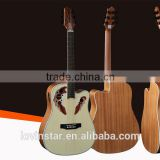 China Wholesale 41 inch High Quality Spruce Global Musical Instrument Acoustic Guitar