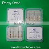 hot-sell hand orthodontic endo files dental rotary files