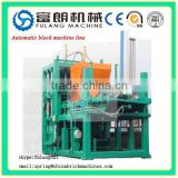 FL6-15 Fly ash brick machine/ fully automatic jolt squeeze sand moulding machine line