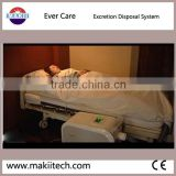 Health and Wellness Product Intelligent Nursing Toilet Bedit Suitable for ICU Care