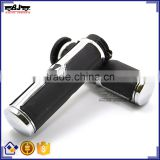 "BJ-HB-053 Aftermarket Aluminum 1"" Motorcycle Handlebar Handle Grips for Harley Davidson"