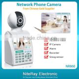 Long distance wireless security camera ip camera