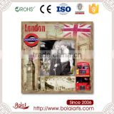London feelings mdf material smelless photo frame baby boy girl