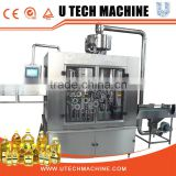 Automatic Rotary Piston Vegetable Cooking Oil Filling Machine                                                                         Quality Choice