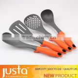 New design nylon kitchen tool set ,Food grade nylon cooking tool nylon kitchen utensils set