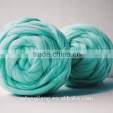 Top Roving Yarn, Merino material, colors decided by customers
