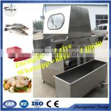 Sausage meat cube seasoning machine/injecting machine for fried chicken