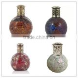 great quality for gifts colorful antique Aroma fragrance catalytic oil burner diffuser lamp