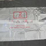Custom color printing polyester vacuum packing pillow bags