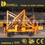 hot sale spider aerial work platform/ articulating boom lift