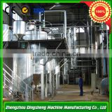 Factory fish oil manufacturing process