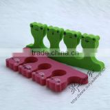 Customize useful cheap eva foam toe separator