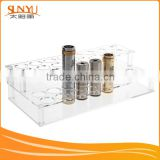Manufacturing Acrylic electronic cigarette display holder, Clear E-Cig Display, Acrylic E-Cig Displays