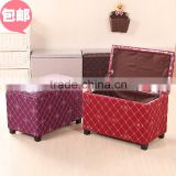 Shipping European modern shoes Stool Bench simple rectangular bed sofa stool stool storage bo seat