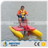Popular good quality cheap adult water bike for sale, aqua bike                                                                                                         Supplier's Choice