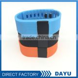 2015 Wireless Bluetooth Bracelet With Sleep Monitoring And Vibration SMS Bluetooth Bracelet