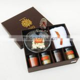 New design promotional spa bath gift box set wholesale for women