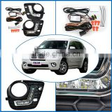 Waterproof High power car daytime running light Top quality Led lights for BMW X5 E70 M-TECH led drl