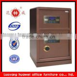 HIGH SECURITY double door heavy duty digital time lock safe box