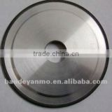 ceramic / vitrified CBN(cubic boron nitride) slot grinding wheel