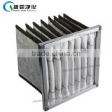 Clean-Link high quality activated carbon bag filter