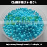 Polymer -Sulfur Coated Slow Urea Granular Nitrogen Fertilizer