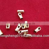 jewelry Clasps End Cap/ clasp end cap for jewelry findings
