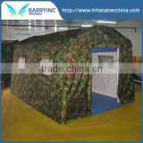 Customized waterproof army tent / inflatable army medical tent / inflatable tent camping