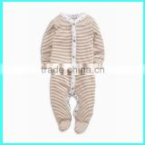 2016 Spring newborn baby boy sleepers,baby boy sleep gowns cheap baby suits                                                                         Quality Choice