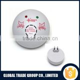 White Color Round Indoor Eco-friendly Ultrasonic Pest Repeller Pest Control Tools Ultrasonic Pest Repeller H0134