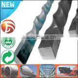 China Supplier steel structure reinforced deformed steel bar corrugated steel for construction