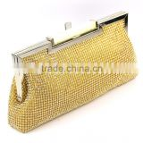2015 rhinestone evening bag ladies clutch purse ring clutch purse ladies bags rhinestone crystal clutch bag