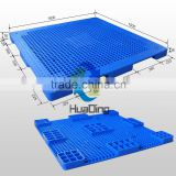 Hot sale light duty single face export plastic pallet price                                                                                                         Supplier's Choice