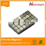 New product promotion segment ferrite motor magnets block