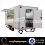 china fast food mobile kitchen vending truck trailer for sale