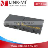 LINK-MI LM-THF106H 2km 1080p Long Range HDMI Fiber Optic Extender Transceiver Support 3D Signal