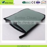 Super Microfibre fabric chenille soft microfiber cleaning glove