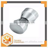 BH-02 Aluminium alloy/ zinc alloy/brass /stainless steel knob, Bathroom glass door handle, Small handles