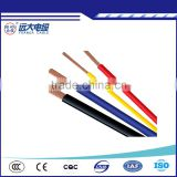 cable manufacturer 185mm high voltage single core XLPE or LSZH insulated cooper electric cable fire resistant cable