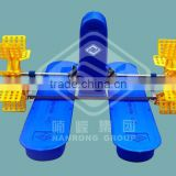 nanrong Paddle Wheel aerator for prawn pond and fish pond and shrimp pond farming floating aerator