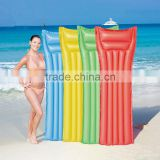 Inflatable Swimming Pool Raft Mat Water Air Floating Bed Swimming pool inflatable mats