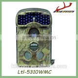 Ip54 waterproof wholesale digital trail camera with 44 Pcs IR Leds, 850nm White and 940nm Black LED Optional