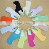 Socks wholesale 13colors socks women bamboo firber simple deisgn oem sexy young girls tube socks ankle socks