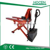 hydraulic pallet skid lifter