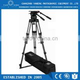 Factory supply professional broadcast CCTV Secced Plus 0 tripod with ground spreader